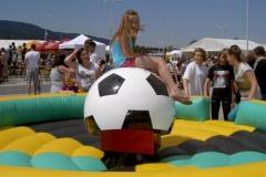 Divoký míč
